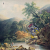 放棄された絵画と大衆文化の融合、魅惑のスリフト・アートの世界。