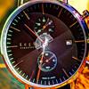 HDR画像 - 腕時計 (& FlickrとHatenaのJPG変換について比較)