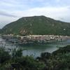 香港旅行四日目(8)。南丫島(ラムアトウ)のハイキングロード。絶景と、旧日本軍の痕跡