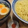 青葉で特製つけ麺