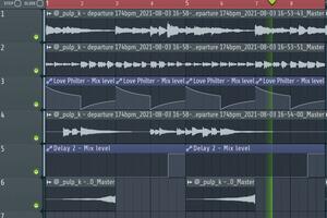ビートが入ることを意識してアレンジ、作成した上モノをループへとまとめ上げる 〜Pulp Kが使うFL Studio 20【第2回】
