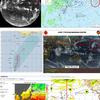 【台風情報】大型で強い台風25号の北東には台風26号の卵が!ただ米軍・ヨーロッパ中期予報センターの進路予想では台風のたまごは東経180度を越えず、『越境台風』とはならない見込み!!