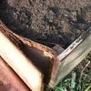 切り返しを楽にする、分割式堆肥枠を新調