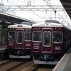 鉄道の日常風景121...過去20170606阪急塚口駅