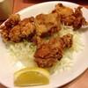 鶏の唐揚げが何と、40円!!!@デニーズ