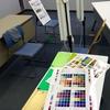 岡垣町で標準光ベストカラー診断・色彩心理講座体験会