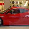 【写真加工+色替加工】フェラーリの写り込み消去・色替え