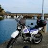 さぬき海道プチツー 津田~高松港とおまけの柏原渓谷、そして猫
