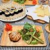 タイ旧正月の延期と、夜ごはんの記録/My Homemade Dinner/อาหารมื้อดึก