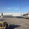 アメリカン航空5502便でワシントンD.Cへ