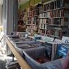 カナダの古本市でピアノ譜を購入。日本語の本も