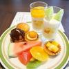 川崎日航ホテル「夜間飛行」マンゴーとメロンのトロピカルスイーツブッフェ