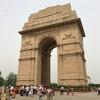 そうだ、ニューデリーの名物「インド門」を見に行こう!