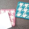 フェルト縫い縫い