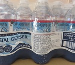 災害備蓄と水の消費期限対策に登山用の小型浄水器!クリスタルガイザーの水が復活!?