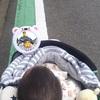 【ベビーミラー】ベビーカーに取り付け簡単。赤ちゃんの様子を見守れて安心です