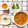 【9ヶ月】離乳食2週目・ヨーグルト【アレルギー】