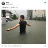 【災害級】福岡県・佐賀県に『記録的短時間大雨情報』を発表!1時間に約110㎜の雨が!『イオン小郡』・『久留米市』は冠水!九州北部地方・四国地方では22日6時までに150mmの予想!