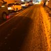 仙岩トンネルの出入り口付近で雪崩が発生!!幅約15m・高さ1mに渡って道路を塞ぐ!!