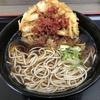 麺喰らう(その 30)桜エビかき揚げそば(更科)