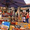 サンパウロ郊外のかわいいマーケット!Embu das artes