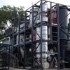ペレット/ブリケット専用の中型・高発電効率ガス化発電装置の紹介です !