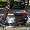 #バイク屋の日常 #スズキ #レッツ4 #エンジンオイル #交換 #洗車
