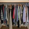 服の数をカウントしました・・・白目。