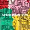 マレ地区のフォトジェニックなストリートアート【UP SIDE DOWN TOWN】