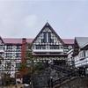 軽井沢「 ホテルグリーンプラザ軽井沢 」子連れには間違いなくオススメの巨大ホテル