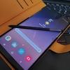 【スマホレビュー】SAMSUNG Galaxy Note 8 SM-N950Fを買いました。