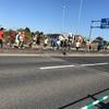 埼玉国際マラソンのボランティアに参加しています