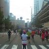 大阪マラソン後半(42.195kmゴール迄)