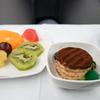 【SFC修行】2017 Flight.13 フィウミチーノ空港ー北京空港【ローマ旅行No.9】ローマからの機内食譚2