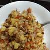 最近作ったご飯。根菜たっぷり料理。