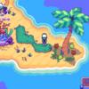 「Moonshell Island」ゼルダの伝説のようなアクションゲーム
