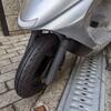 アドレスV125:タイヤとパッドの交換したよ