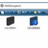 ファームウェアをアップデートする方法(LinkStation)