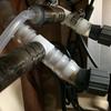 CO2マスターアドバンス(増設)。