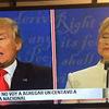 米大統領選第3回テレビ討論。
