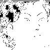 ハロー張りネズミに蒼井優!原作の霊媒師、河合節子は普通のおばちゃんw