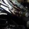 F9 シフトロッドのオイルシール交換