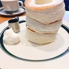 【限定】gramの『プレミアムパンケーキ』と『焙じ茶と栗のパンケーキ』