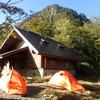 プライベートガイドでテント泊体験@行者還岳