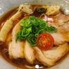 地鶏スープのラーメン