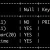 【mysql】SQL文を高速化するためにEXPLAINを使う