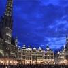 建築物が素敵すぎる街、ブリュッセル