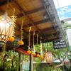 バリ島⑩ 【おしゃれカフェ♡】値段交渉必須‼︎ ウブド市場を散策【聖獣バロンに遭遇】