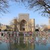 ウズベキスタン3日目:ブハラ散歩と年越しパーティー