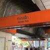 【タイ・バンコク】〜2日目〜チャトゥチャックウィークエンドマーケット/サナームパオ駅近くの美味しいハンバーガー屋さん☆